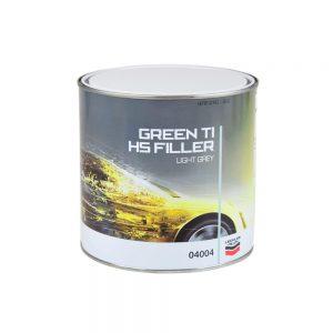 Green ti HS filler - light grey 04004