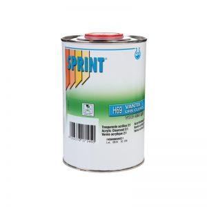 Sprint- bezfarebný lak Vantix H69 UHS Clear + tužidlo
